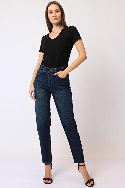 Twister Jeans Kadın Pantolon Sandy 9380-02 K.mavı