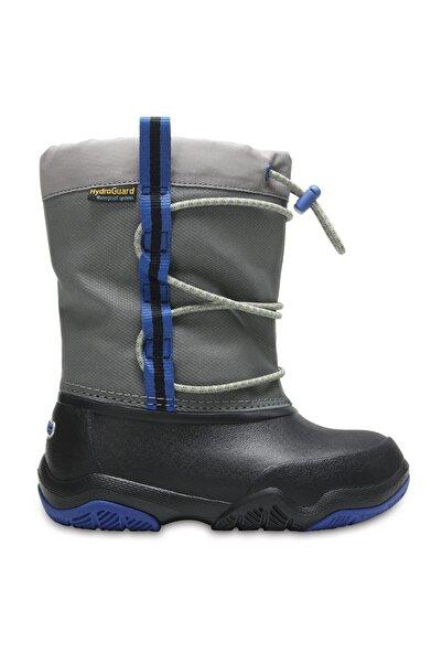 Crocs Swıftwater Waterproof Boot K Black/bluejean