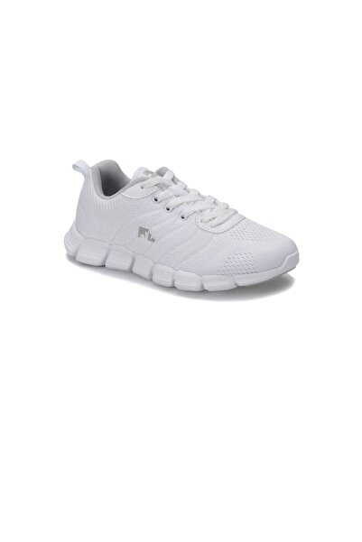 lumberjack 100356639 Steps Beyaz Bağcıklı Kadın Spor Ayakkabı