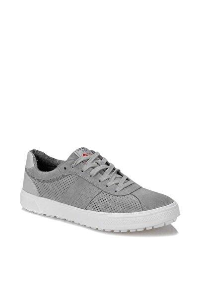 Dockers By Gerli 226156 Hakiki Deri Gri Erkek Sneaker