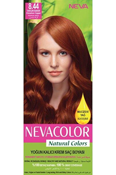 Neva Color Saç Boyası Seti 8.44 Tarçın Bakır 8698636612425
