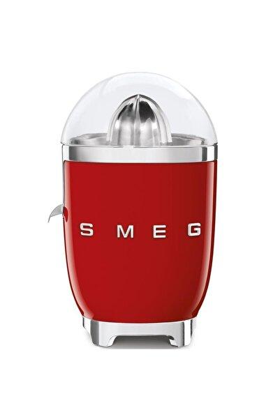 SMEG Cjf01rdeu Retro Kırmızı Narenciye Sıkacağı