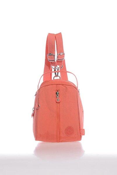 SMART BAGS Smb3053-0073 Somon Kadın Minik Sırt Çantası