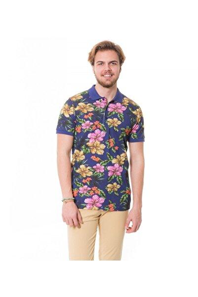 Karaca Lacivert Erkek T-shirt - 117106093