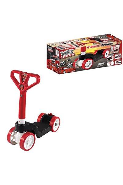 Furkan Toys Max Speed 4 Tekerlekli Scooter