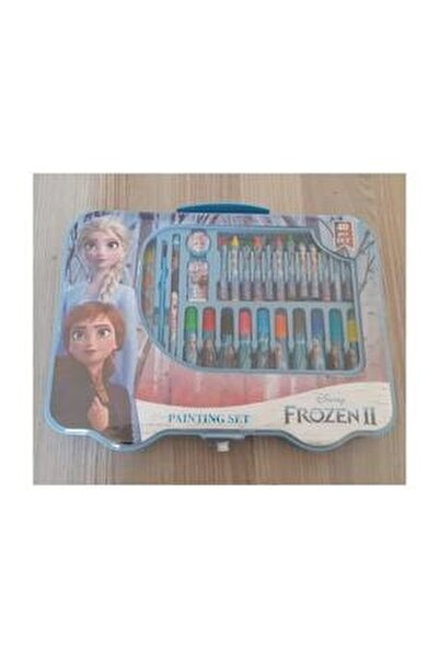 Frozen Boyama Seti Fr-4291