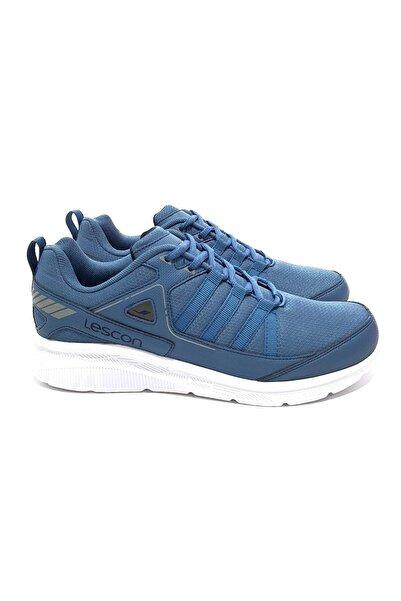 Lescon Hellıum Cross Erkek Spor Ayakkabı - Mavi - 41
