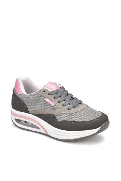 Kinetix Kadın Gri Sneaker Ayakkabı 100243551 7p Aneta - 100243551