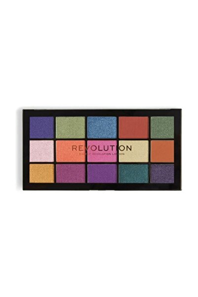 MAKEUP REVOLUTION Reloaded Palette Passion For Colour - Far Paleti