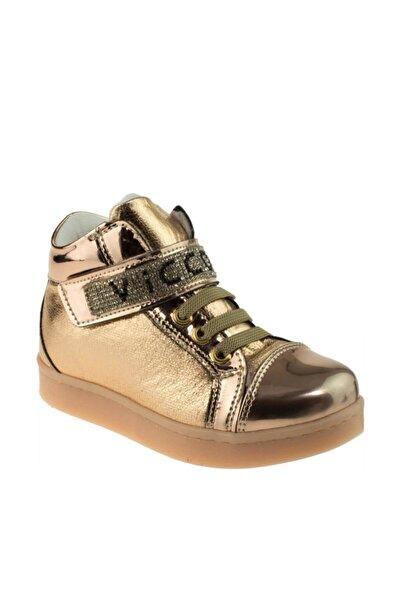 Vicco Altın Rengi Çocuk Sneaker 211 221.v.151p