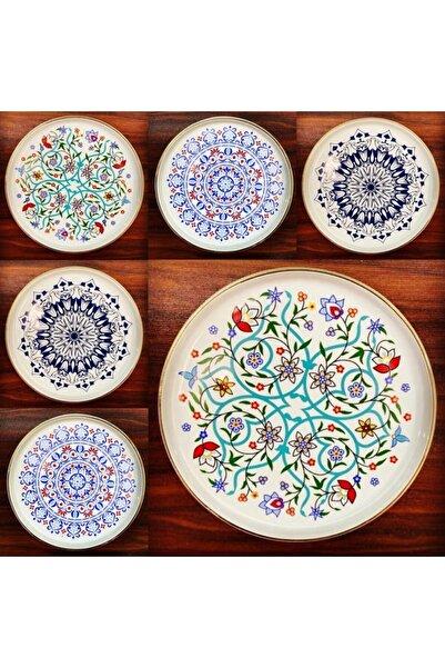 Paşabahçe Best Shopping Pasta Ve Kahvaltı Tabağı Yeni Mix Seri 19cm