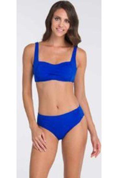 Dagi 19109bk Toparlayıcı Bikini Takımı Saks Mavi