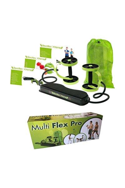 KOBA Multiflex Kopmayan Lastikli Spor Aleti Karın Kası Göbek Eritme Mekik Şınav Fitness Egzersiz