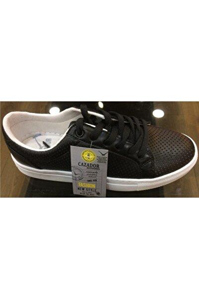 Cazador Kadın Siyah Renk Günlük Ayakkabı Cdr 9820