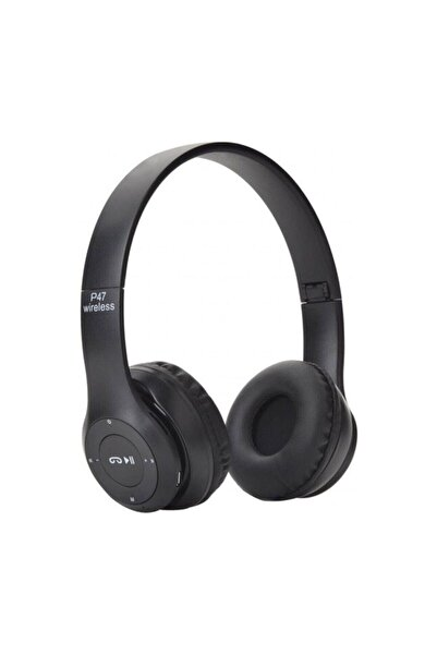 Baderis 3 Adet P47 Radyolu Bluetooth Kulaklık