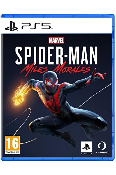 Sony Marvel's Spider-Man: Miles Morales