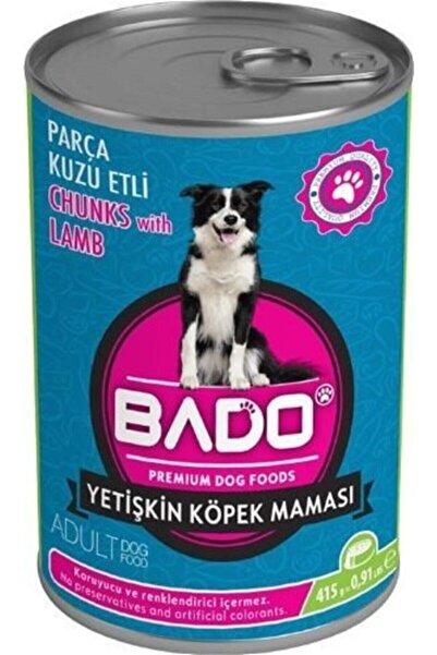 Bado Yetişkin Köpek Maması Parça Kuzu Etli 415 gr