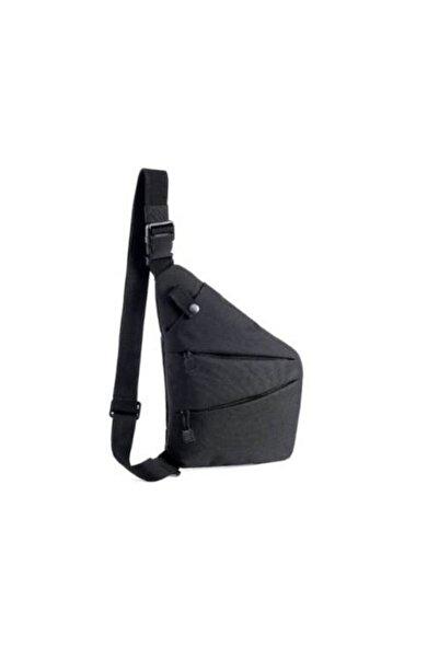 Best Unisex Çapraz Askılı Güvenlikli Anti Hırsız Bel Omuz Çantası