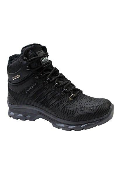 Marco Jamper 1820 Siyah Günlük Erkek Ayakkabı Bot