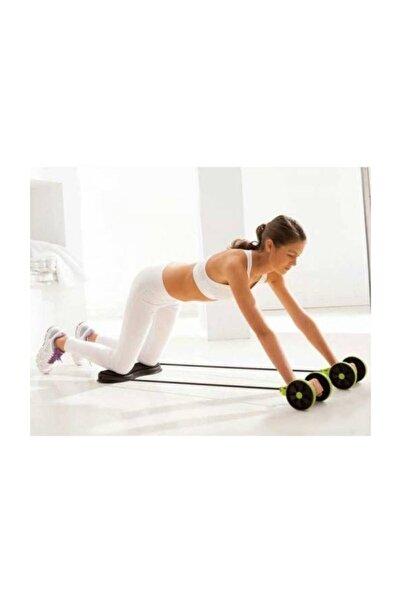 Herdilek Multiflex Kopmayan Lastikli Spor Aleti Karın Kası Göbek Eritme Mekik Şınav Fitness Egzersiz