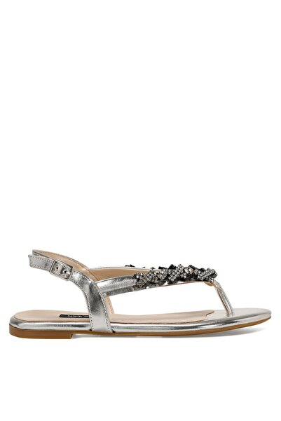 Nine West ADALIA Gümüş Kadın Sandalet 100526318