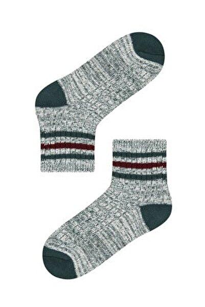 Petrol Erkek Çocuk Hot Soket Çorap