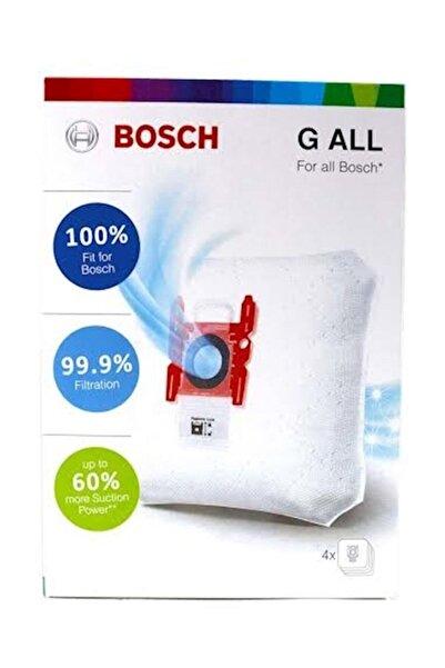 Bosch G All Tipi Süpürge Toz Torbası