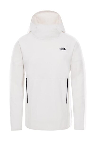 THE NORTH FACE Tka Glacier Fleece Hoodie Kadın Sweatshirt Beyaz