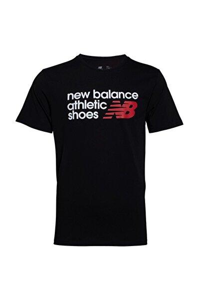 New Balance Mps001-bk Tişört