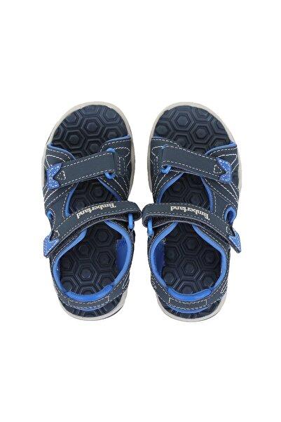 Timberland Adventure Seeker 2 Strap Çocuk Sandalet Siyah