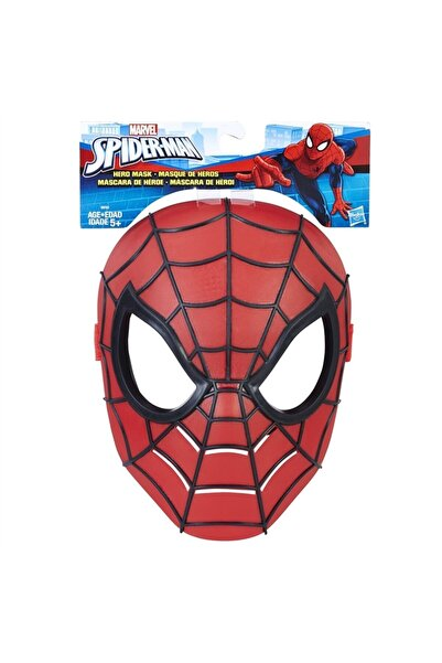Yabidur Spiderman Maske Örümcek Adam Maske