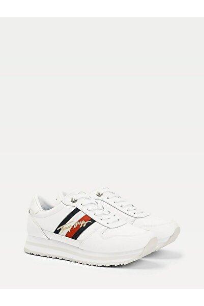 Tommy Hilfiger Th Sıgnature Runner Sneaker