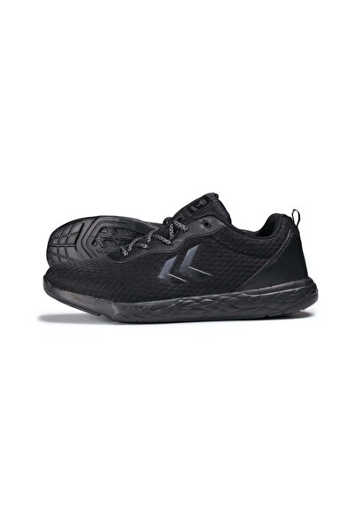 HUMMEL HMLOSLO SNEAKER-2 Siyah Kadın Sneaker Ayakkabı 100551132