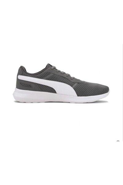 Puma Unisex Gri St Actıvate Sneaker Yürüyüş Ayakkabısı