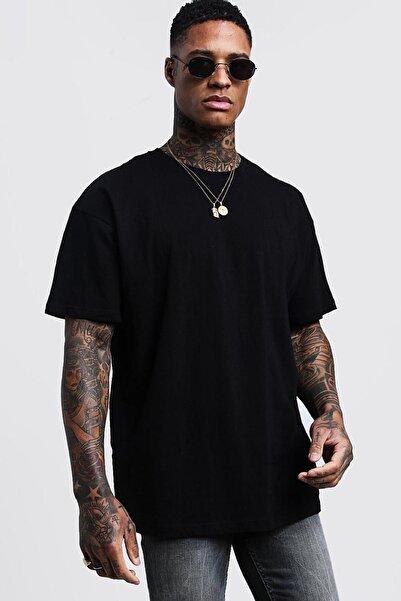 Oksit Crash Erkek Oversize Tshirt