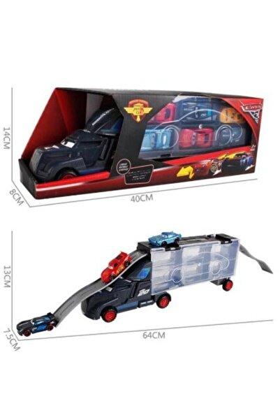 CARS Oyuncak 6'lı Tır Seti Model Arabalar Tır Fonksiyonlu Oyuncak Erkek Çocuk Oyuncakları
