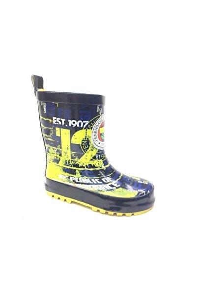 Gigi Fenerbahçe Erkek Çocuk Lisanslı Yağmurluk Çizme