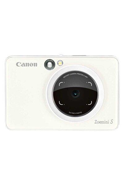 Canon Zoemini S Şipşak Fotoğraf Makinesi (Inci Beyazı)