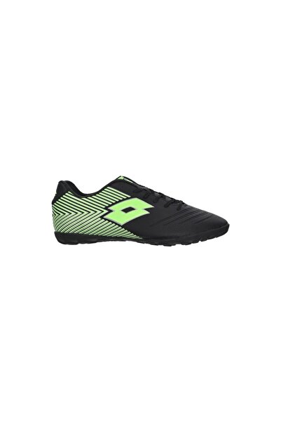 Lotto Erkek Siyah Defense Tf Halı Sha Ayakkabısı (T1278)