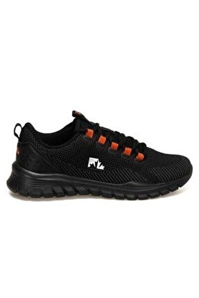 Erkek Siyah Weasley Günlük Spor Ayakkabı 100497759 Ortopedik