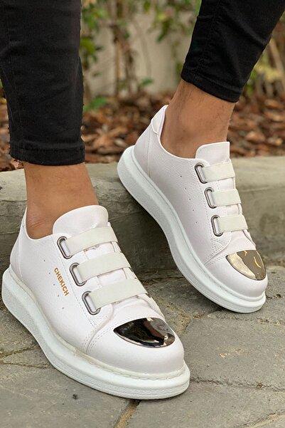 Chekich Ch251 Bt Erkek Ayakkabı Beyaz