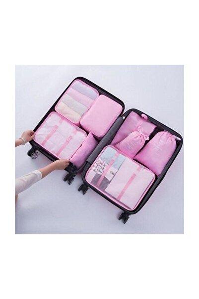 HAYATINIZI KOLAYLAŞTIRIN Bavul Içi Düzenleyici Organizer 6 Lı Set