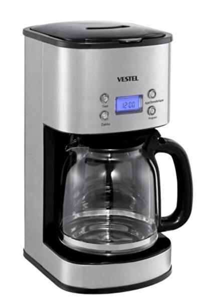 Vestel Sefa K3000 Inox Filtre Kahve Makinesi