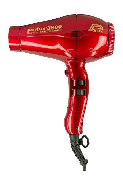 Parlux 3800 Eco Friendly Ionic & Ceramic Fön Makinesi Kırmızı 8021233114021