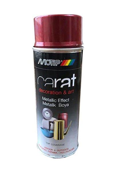 Motip Carat Parlak Metalik Kırmızı 400 ml. Ral 95861