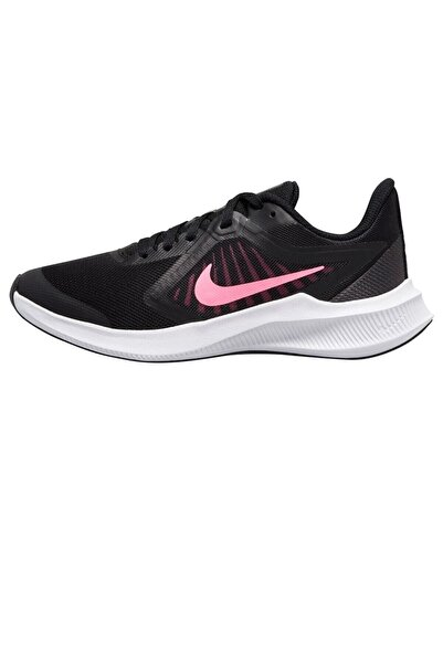 Nike Unisex Siyah Downshifter 10 Gs Koşu Ayakkabı Cj2066-002 Cj2066-002