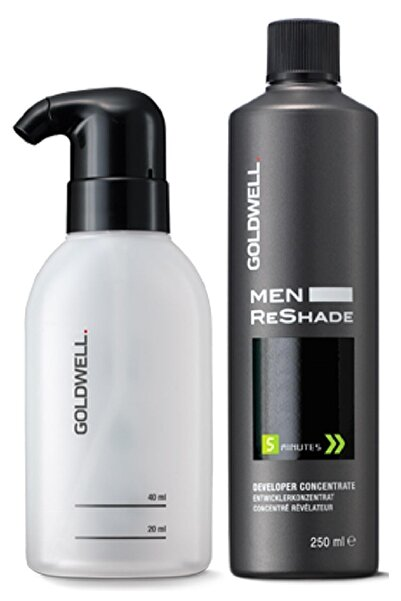 GOLDWELL Men Reshade Developer Oksidan Losyon 250 ml