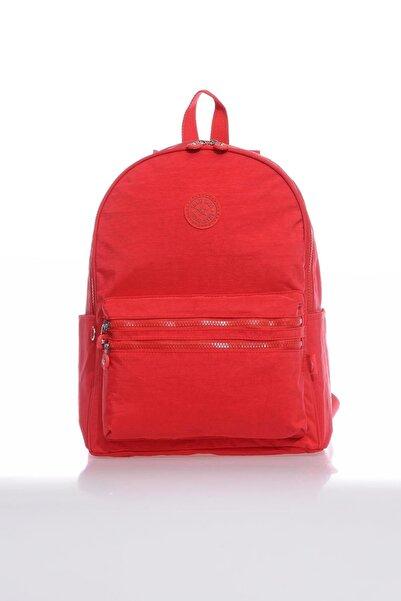 SMART BAGS Smb3078-0019 Kırmızı Kadın Sırt Çantası