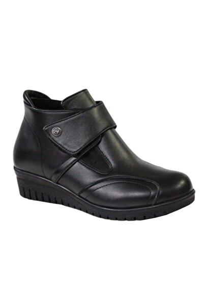 Polaris 161361.Z Siyah Kadın Comfort Ayakkabı 100548411