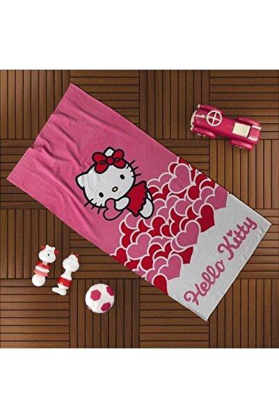 Taç Hello Kitty 75X x 50 Cm Plaj Havlusu 71119992